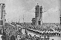 Otwarcie odbudowanego mostu Poniatowskiego 22 lipca 1946.jpg