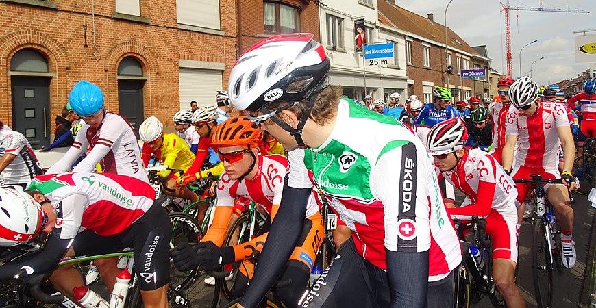 Oudenaarde - Ronde van Vlaanderen Beloften, 11 april 2015 (C24).JPG