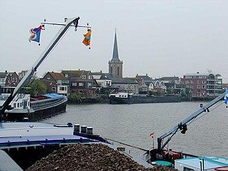 Ouderkerk - View over Ouderkerk aan den IJssel