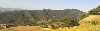 Ouled Moumen - Ouled Moumen Mountains