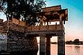 Outpost in a lake of hot Jaisalmer.jpg