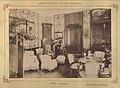 Pétervására, Gróf Keglevich Gyula kastélyának nagyszalonja. A felvétel 1895-1899 között készült. - Fortepan 83357.jpg