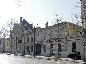Image illustrative de l'article Hôpital Saint-Vincent-de-Paul