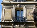 P1240555 Paris XI rue Marcel-Gromaire bd Beaumarchais facade rwk.jpg