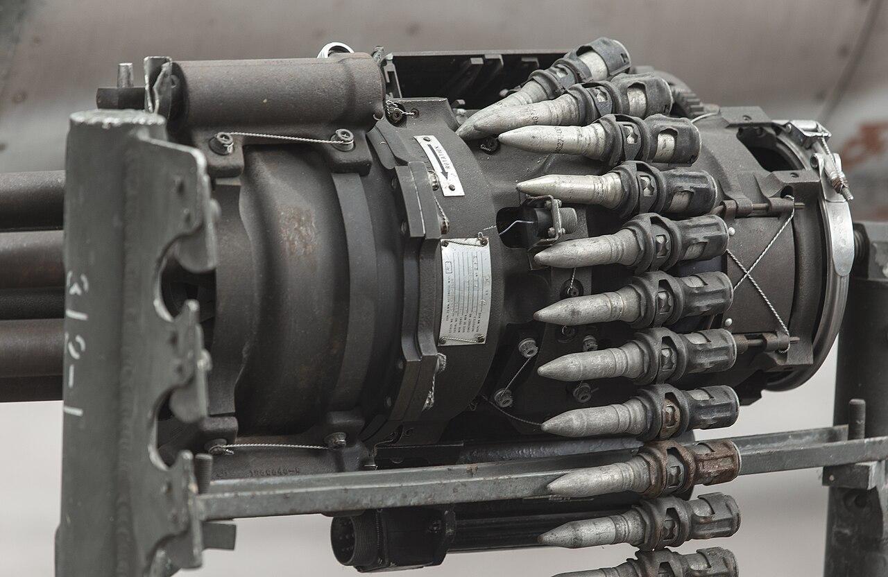 Image Gallery M61 Gun