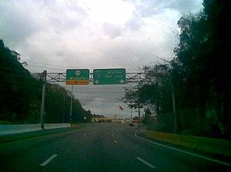 Puerto Rico Highway 2 - PR-2 in Aguadilla