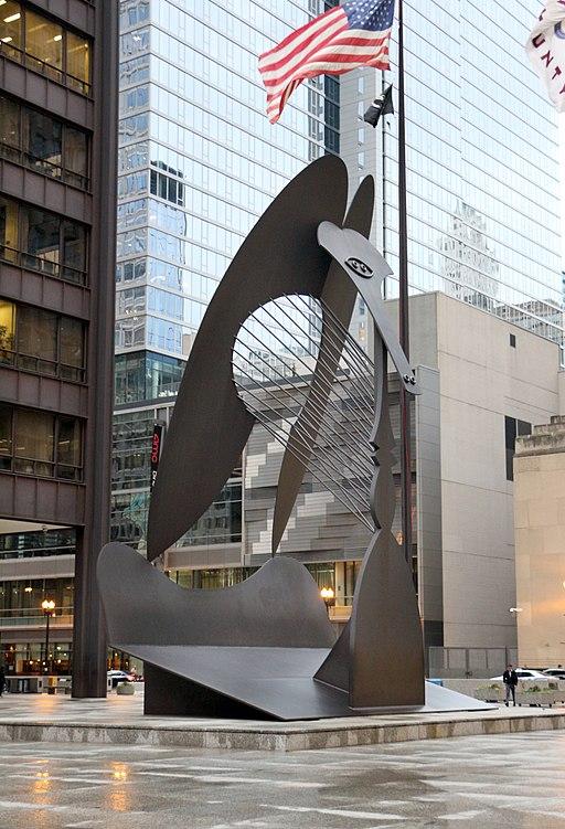 Pablo picasso, Chicago Picasso