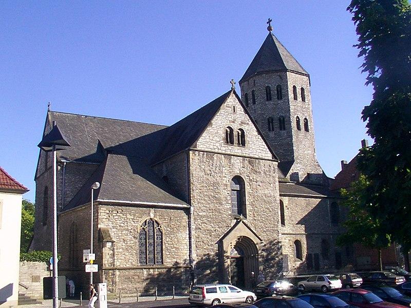 Paderborn Gaukirche St. Ulrich