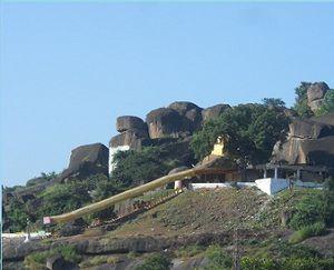 Padmakshi Temple - Image: Padmakshi Temple