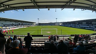 History of football in Scotland - St Mirren Park is the most recent new stadium for a professional club in Scotland, completed in 2009.