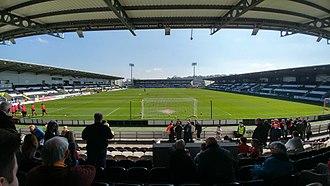St Mirren F.C. - Paisley 2021 Stadium, St Mirren FC 2017