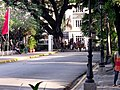 Palace of Fort Santiago from the Park, Intramuros, Manila - panoramio.jpg