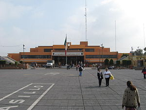 Ciudad Nezahualcóyotl - Municipal Palace of Nezahualcóyotl