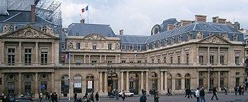 El Palais Royal de París