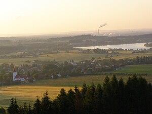 Ostrava Basin - Ostrava Basin near Palkovice