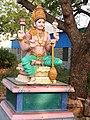 Panchayatana at Viswanagar 05.jpg