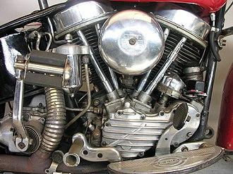 Harley-Davidson Panhead engine - Harley-Davidson panhead motor