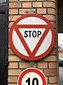 Panneau Stop Square Georges Guyon - Maisons-Alfort (FR94) - 2021-03-22 - 1.jpg
