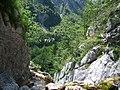 Panorama dalle sorgenti dell Isonzo(Soca) - panoramio.jpg