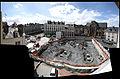 Panoramique de la Place Saint-Germain de Rennes en travaux - Jeudi 14 Mai 2015.jpg
