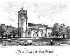 Parish Church of St Mary, Prestwich.png