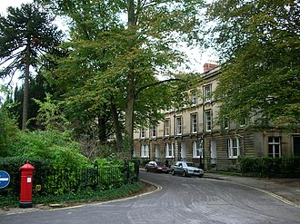 North Oxford - Image: Park Town, Oxford crescent
