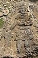 Parthian King Vologases at Behistun.jpg