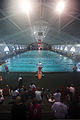 Participants of the 15th annual Go Tri Sports South Carolina Triathlon Series swim the 500-meter portion in the Combat Swim Tank on Marine Corps Recruit Depot Parris Island, S.C., March 16, 2012 130316-M-HT768-096.jpg