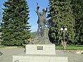 Partisans monument in Kolašin.JPG