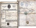 Pase de Frontera pueblos-Francia 1862.jpg