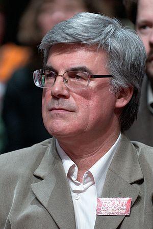 Patrick Le Hyaric - Patrick Le Hyaric in 2009
