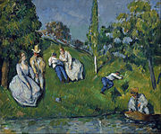 Paul Cézanne - The Pond - Google Art Project.jpg