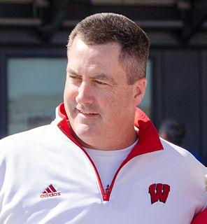 Paul Chryst American football coach