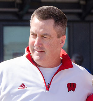 Paul Chryst - Chryst in April 2015