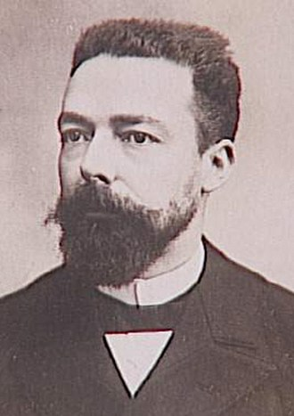 Paul Doumer - Paul Doumer in a photograph by André-Adolphe-Eugène Disdéri