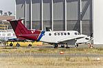 Pearl Aviation Australia (VH-OYD) Beech B200 King Air at Wagga Wagga Airport.jpg