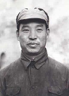 Peng Zhen Chinese politician