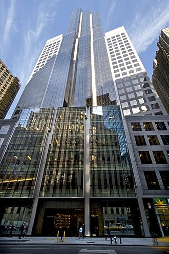 Bertelsmann - Penguin Random House Tower in New York City (2005)