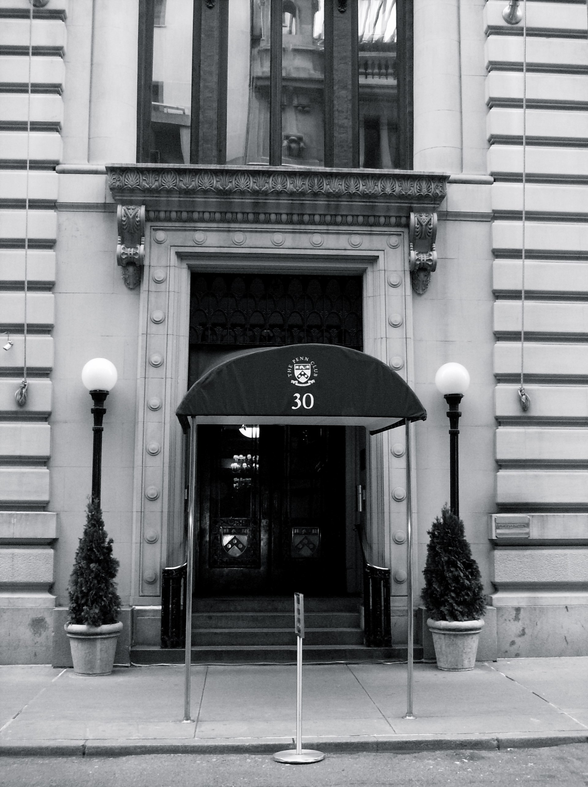 Penn Club Of New York City