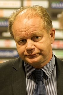 Per-Mathias Høgmo Norwegian footballer and manager