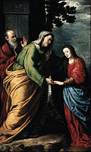 Pereda y Salgado, Antonio de - The Visitation - Google Art Project.jpg