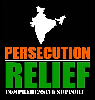 Persecution Relief Indian Nonprofit organization