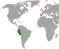 Peru Poland Locator.png