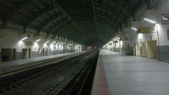 Perungudi - Perungudi train station
