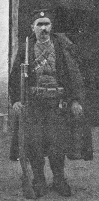 Petar Kacarević - Petar Kacarević in 1906