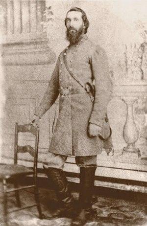 Peter A.S. McGlashan - Col. McGlashan