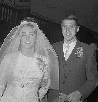 Peter Post - Peter Post and Loek Kalis are getting married on 1 February 1965