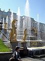Peterhof, St. Petersburg, Russia - panoramio.jpg
