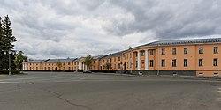 Petrozavodsk 06-2017 img53 Lenin Square.jpg