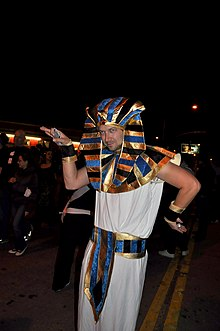 Pharaoh Dave walks like an Egyptian.jpg